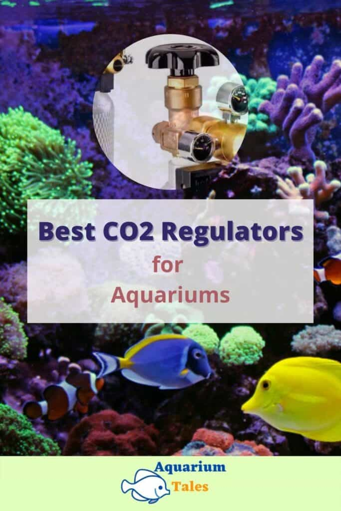 Best aquarium co2 regulators buying guide