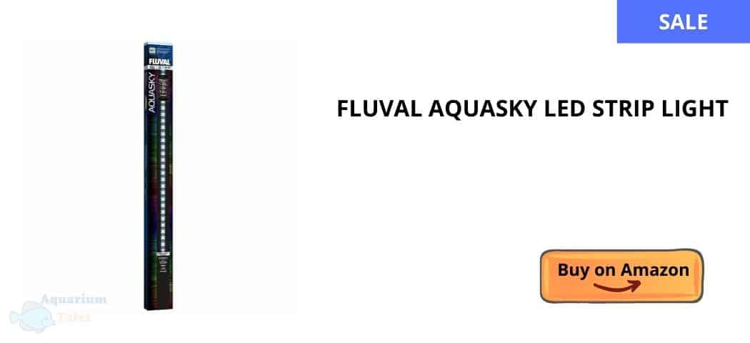 Fluval Aquasky LED Strip Light review article