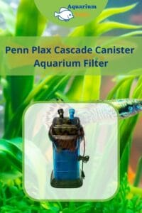 Penn Plax Cascade Canister Aquarium Filter Review