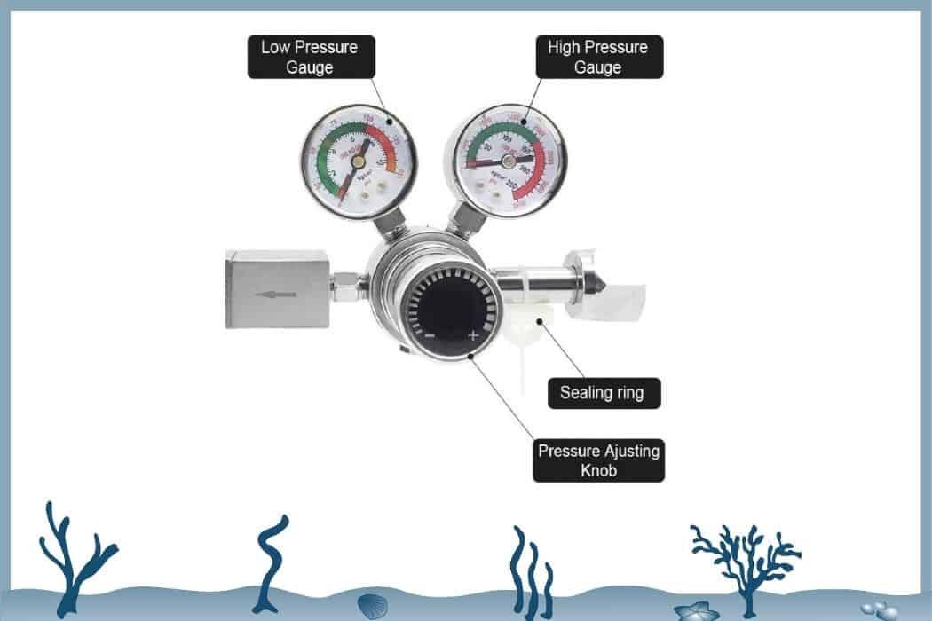 best aquarium co2 regulators review