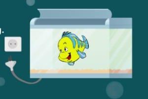 cleaning aquarium substrate step-1
