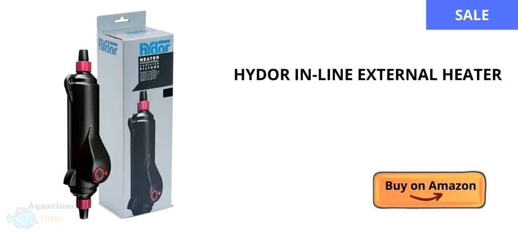 hydor inline heater review for fish tank