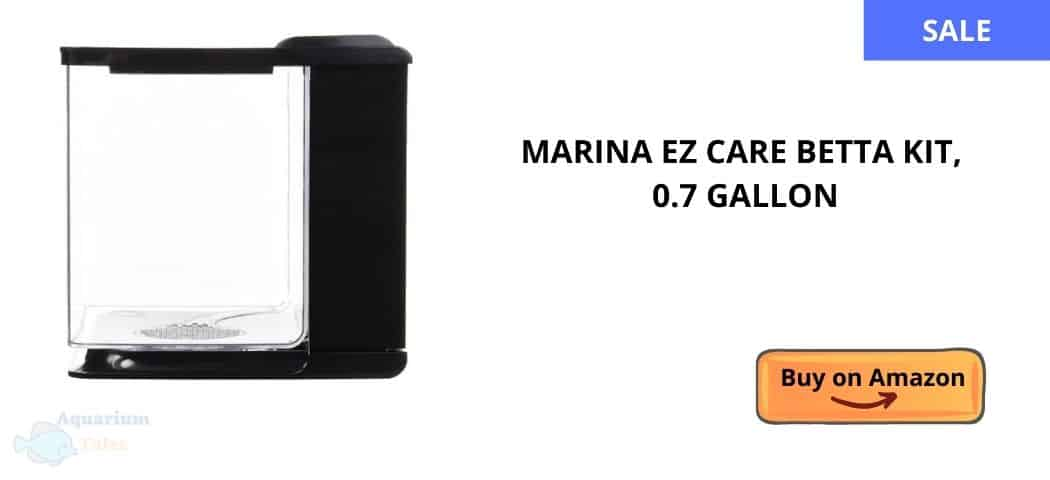 Marina EZ Care Betta Kit, 0.7 Gallon