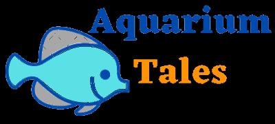 Logo Aquarium Tales blue
