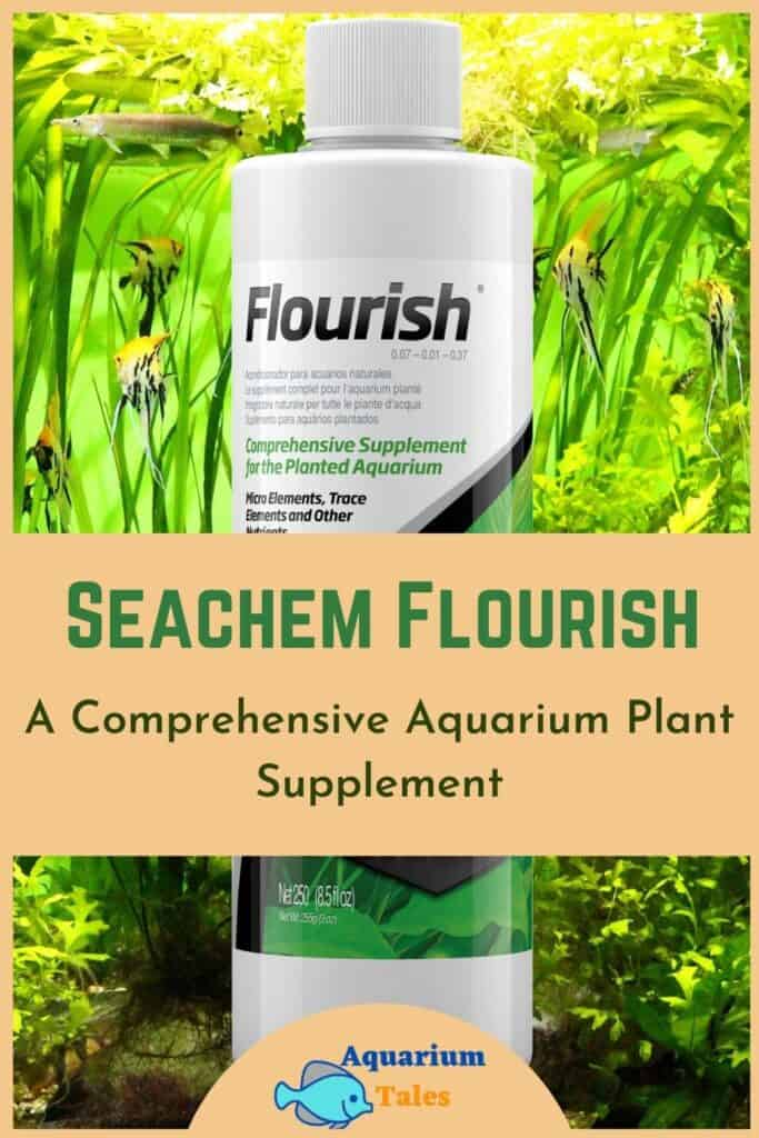 Seachem Flourish Review