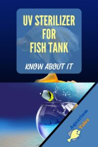 UV Sterilizer for Fish Tank