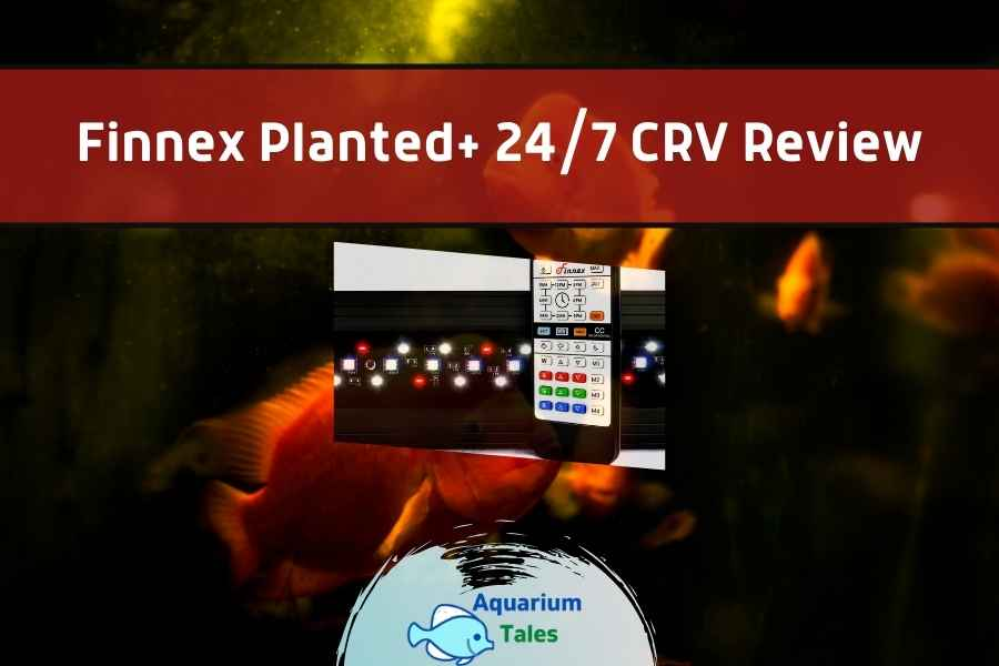 Finnex Planted+ 24/7 CRV Review
