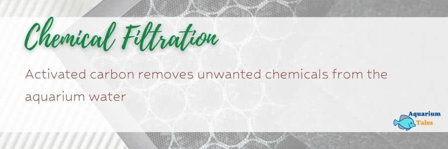 activated carbon for chemical filtration
