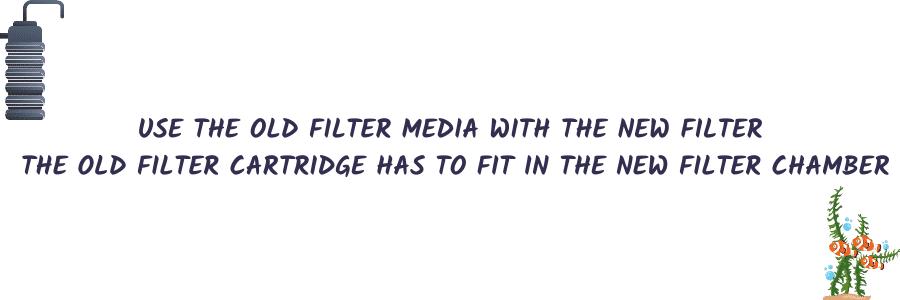 Method-2 Reusing The Old Filter Media