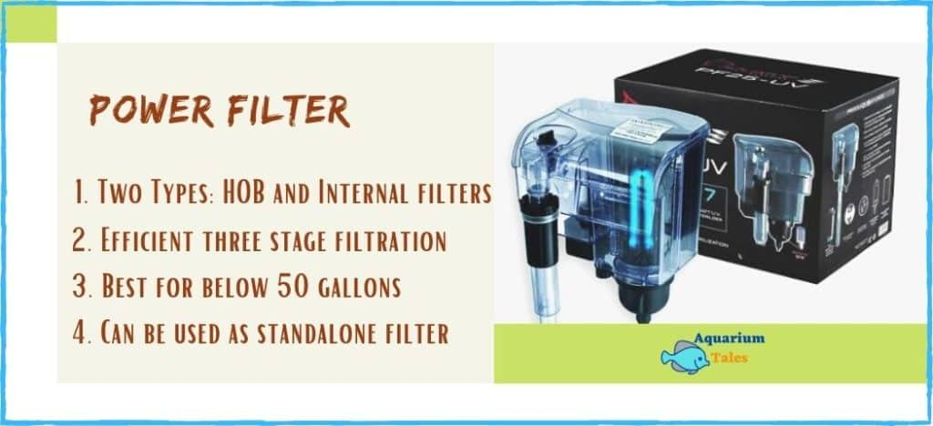 What is a power filter