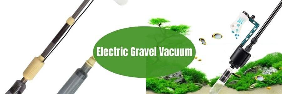 Electric Gravel Vacuum