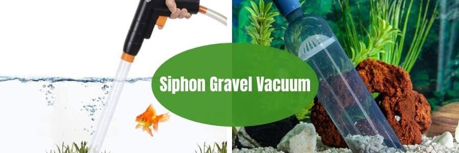 Siphon Gravel Vacuum