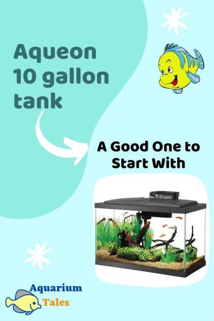Aqueon 10 gallon tank a good one