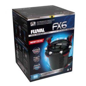 Fluval FX6 Canister filter box