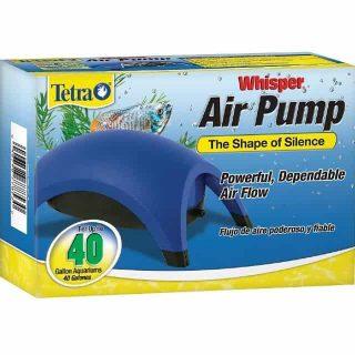 Tetra Whisper Air Pump Review 40