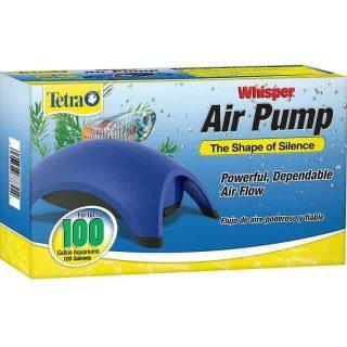 Tetra Whisper Easy to Use Air Pump 100 gallon