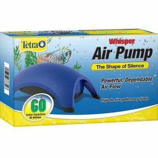 Tetra Whisper Easy to Use Air Pump 60 gallon